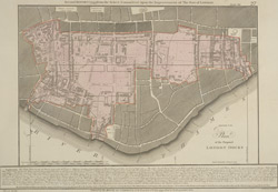 Plan of the Proposed DOCKS